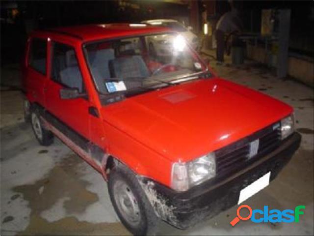 Fiat panda benzina in vendita a saltara (pesaro-urbino)