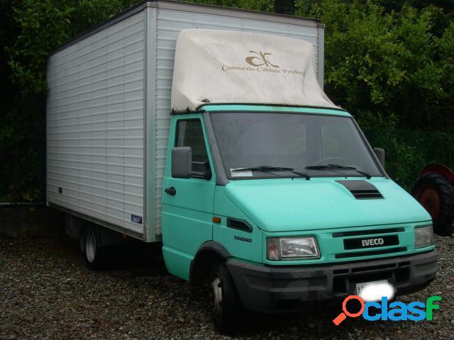 Iveco daily turbo diesel in vendita a comiso (ragusa)
