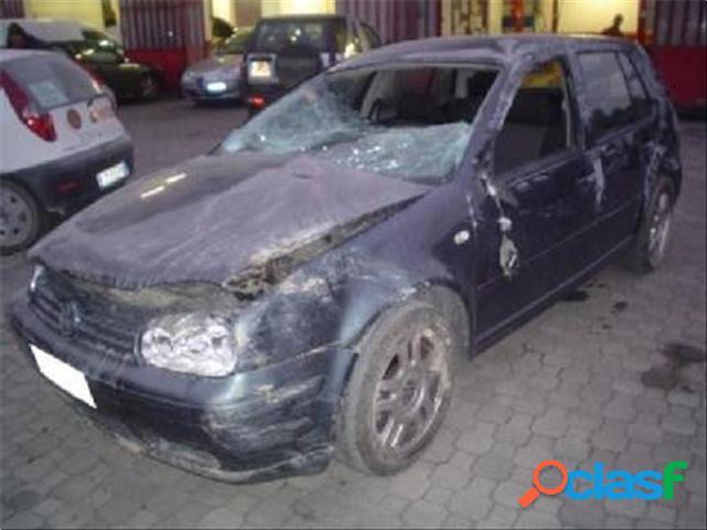 Volkswagen golf diesel in vendita a saltara (pesaro-urbino)