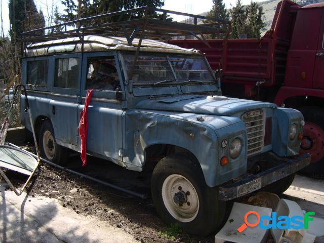 Land rover defender benzina in vendita a morano calabro (cosenza)