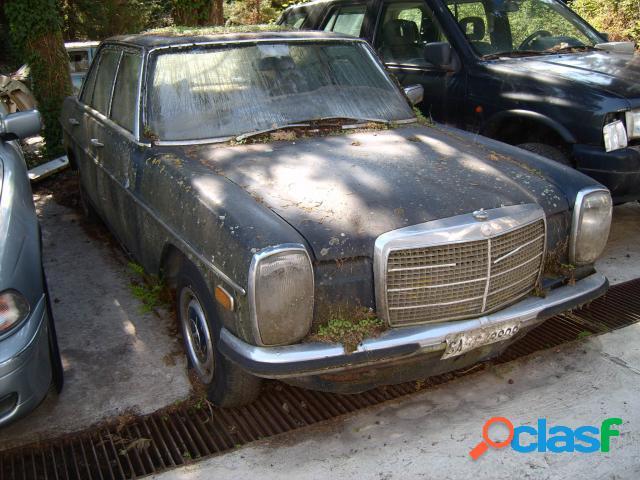 Mercedes classe 200 diesel in vendita a morano calabro (cosenza)
