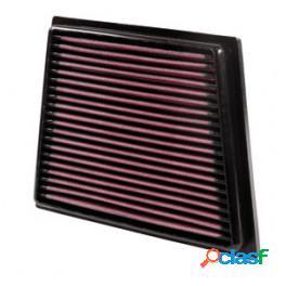 Kn 33-2955 filtro aria sportivo ford fiesta