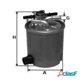 "Xn367 filtro gasolio uniflex nissan/renauol ""10535"""