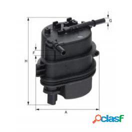 """Xn490 filtro gasolio uniflex 1.4 hdi """"9811"""""""