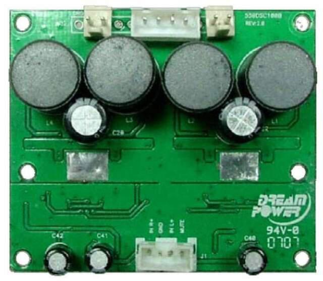 Amplificatore in classe d