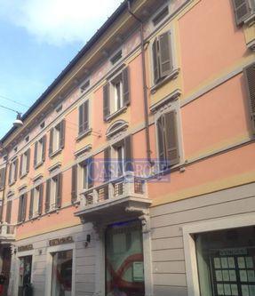 Attico 3 locali brescia centro storico