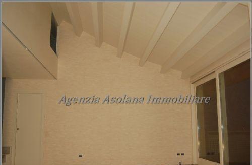 Attico 4 locali asolo casella
