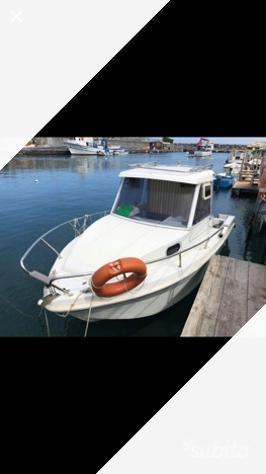 Barca saver 540 cabin fisher