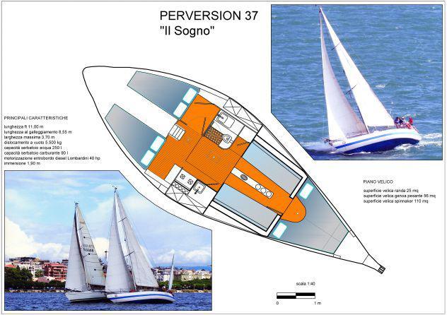 Barca a vela 37