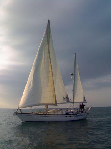Barca a vela franchini sintesi
