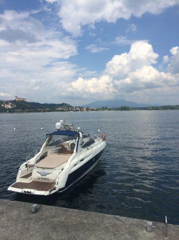 Barca da 13 metri con comandante