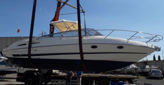 Cranchi csl 28 cabin cruiser sportivo