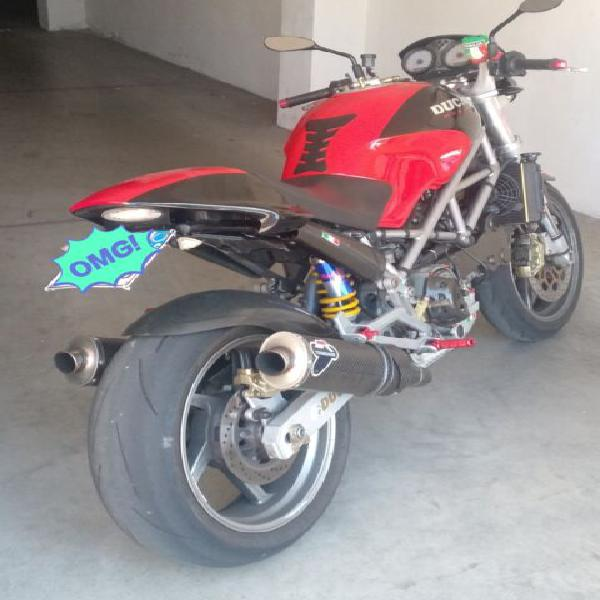 Ducati monster s4 916 perfetta