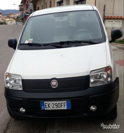 Fiat Panda 4x4 Van Annunci Ottobre Clasf