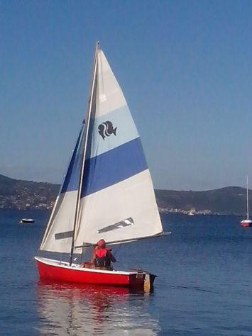 Fly junior, vaurien, deriva, barca a vela