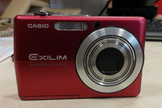 Fotocamera casio exilim ex-z700