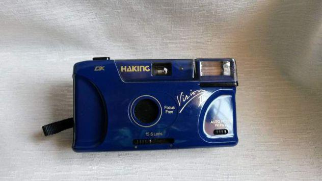 Fotocamera HAKING VISION 3 e Medaglia Sempione