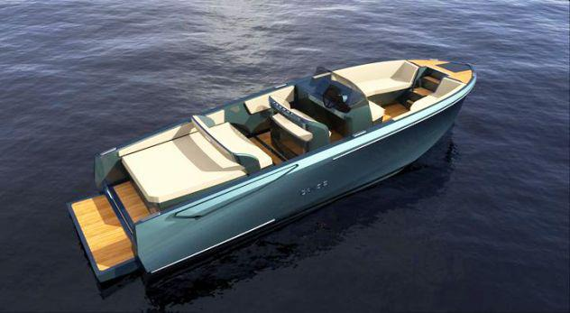 Ganz boats ovation 7.6 open nuovo
