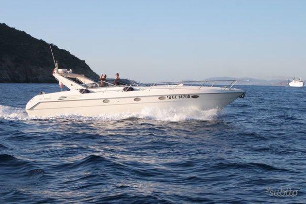 Gobbi 44 sport 14 mt cabinato open motoscafo barca motore