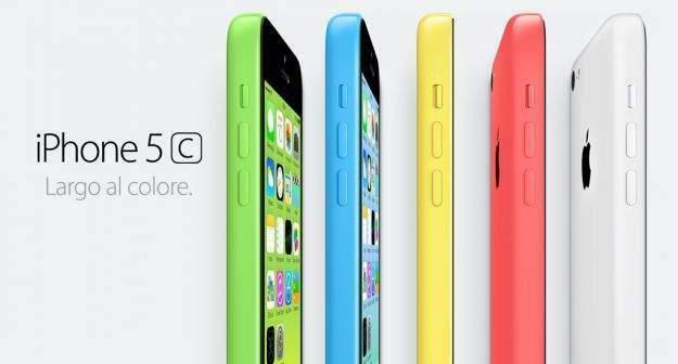 Iphone 5c 16gb originale nuovo sigillato con garanzia italia