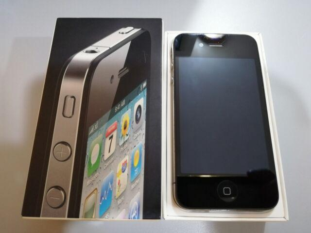 Iphone 4 16gb nero ricondizionato grado aa
