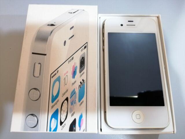 Iphone 4s 16gb bianco ricondizionato grado a
