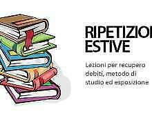 Latino italiano ripetizioni mesi estivi insegnante offre