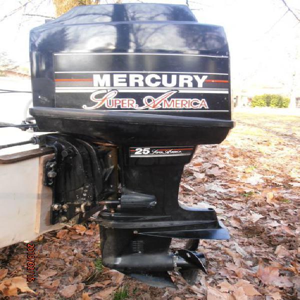 Mercury super america gambo corto.