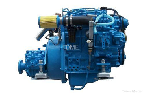 Motore marino entrobordo diesel 21 hp nuovo