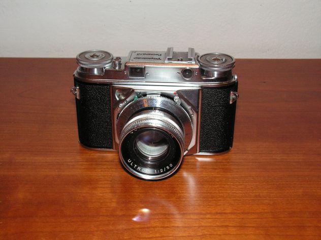 Macchina fotografica voigtlander prominent 35 mm