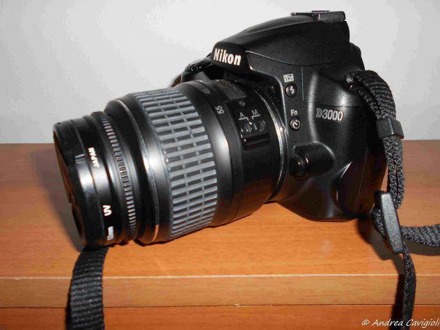 Macchina fotografica reflex nikon