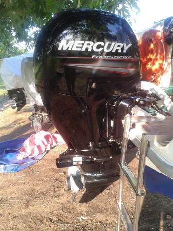 Mercury 150 hp 4 tempi new