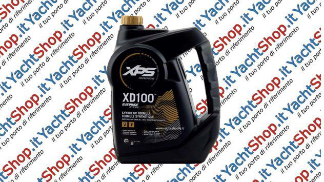 Olio evinrude xd 100 - 1 gallone