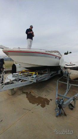 Offshore 27 piedi 9 mt - bm nautica carrellabile