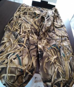 Pantaloni mimetici invernali trakker