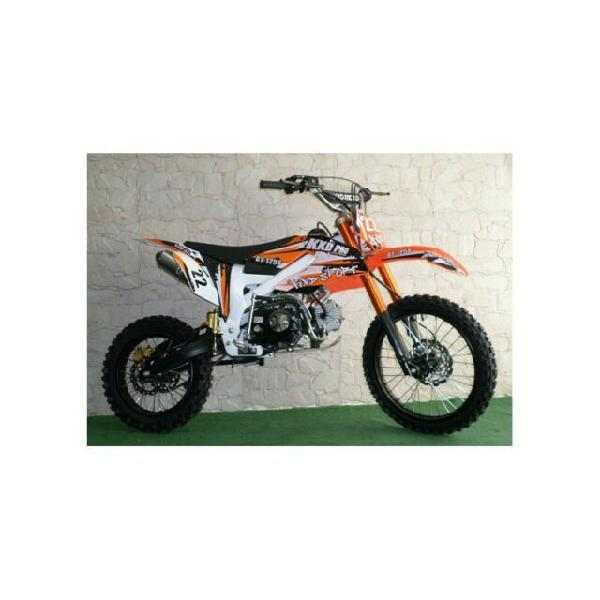 Pit bike kxd pro e-start 17 14 125cc