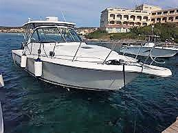 Pursuit 3370 fisherman motori 2x250 cv suzuki quattro tempi
