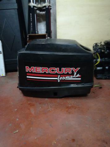 Ricambi mercury 60 hp 3 cilindri 2 tempi