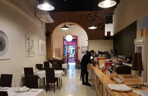 Ristoranti Cucina Tipica ristorantino di lusso in murcia a