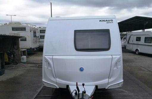 Roma sport 540 fdk silver selection knaus