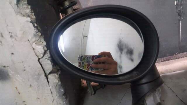 Specchio sx x mini cuooper r56 originale