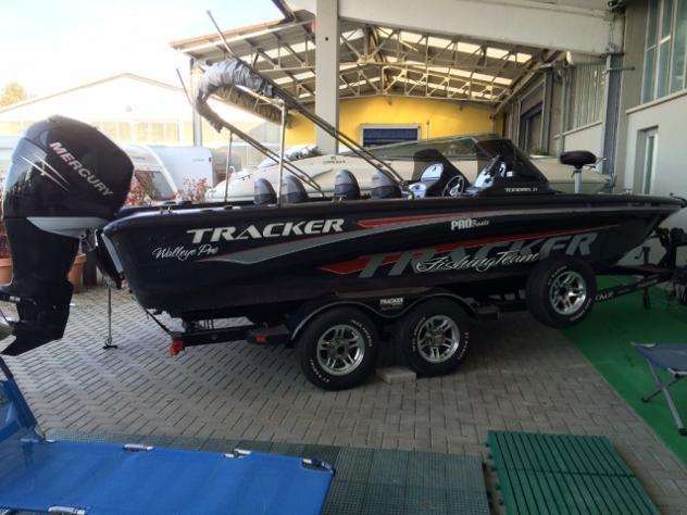 Tracker trunda 21 dc fishing rif. 6041442