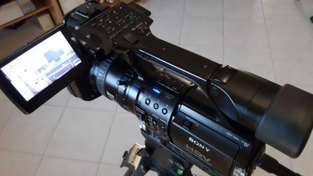 Videocamera ccd sony z1