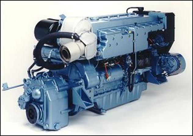 Barca a motore altro 190cv td perkins anno 1980 lunghezza mt