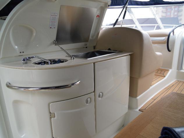 Barca a motore cranchi endurance 41 anno 2011 lunghezza mt