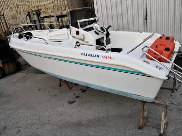 Barca a motore barca 510 open 40cv 4t in anno2006 lunghezza
