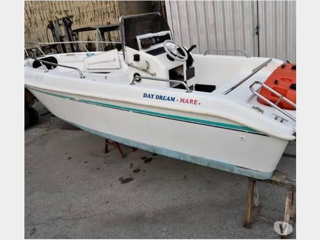 Barca a motore barca 510 perform 40 4t anno2008 lunghezza