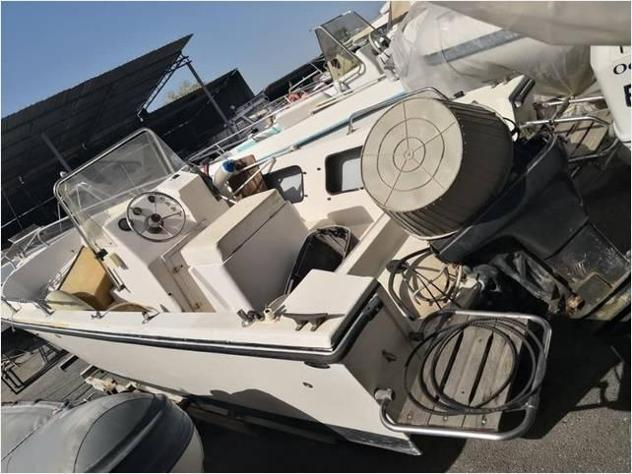 Barca a motore barca 550 open mano 20 anno1999 lunghezza