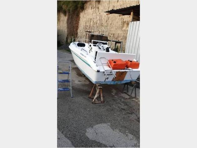 Barca a motore barca 550 open no patente anno2006 lunghezza