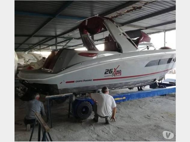 Barca a motore barca wa 26x giupex mpi anno2018 lunghezza